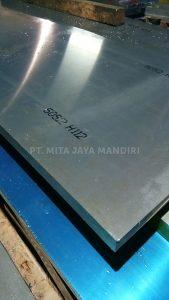 Plat Aluminium 10mm