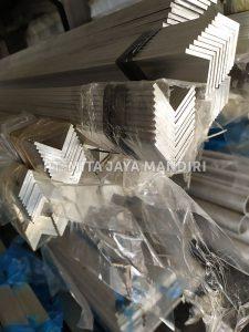 Harga Siku Aluminium Per Batang