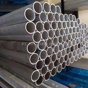 Pipa Aluminium mm